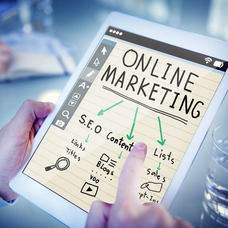 Online marketing Rancho Santa Margarita