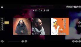 Roozbeh Nematollahi, Singer, professional website designed by Rooyesh academy
